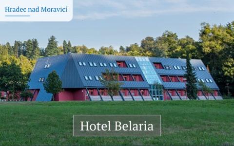 Intenzivní kurzy v hotelu Belaria